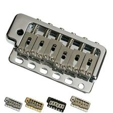 Wilkinson WVP6 Stratocaster Tremolo with Steel Saddles and Solid Steel Block