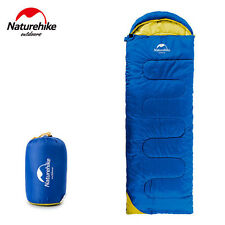 BG3015 NatureHike Winter Outdoor Camping Hiking Envelope Single Sleeping Bag