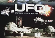 Gerry Anderson's UFO TV Series - Various Autographed Cards by Unstoppable