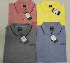 Latest Style Hugo Boss Men's Polo Short Sleeve T Shirt PURE COTTON