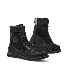 Rev'it! Royale H2O Impermeable WP Motos Retro Botas Negro REV it Revit