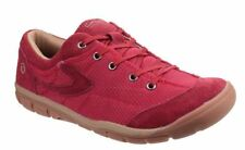 Cotswold Ardley bordo ladies lace up casual shoe size 36-41