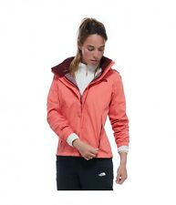 The North Face Women's Resolve Jacket Jacke SPICED CORAL Regenjacke TOAQBJHEY