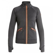 Roxy Glisten - Polartec® Zip-Up Mid  Sweatshirt Zipper Jacke Pulli ERJFT03303