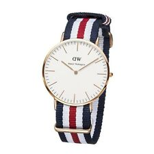 OROLOGIO DANIEL WELLINGTON 40mm DW00100002 Canterbury Rose Gold Oro Rosa Uomo