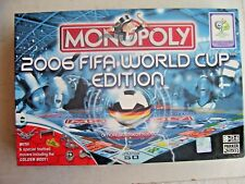 Monopoly Game 2006 FIFA World Cup  Limited Edition