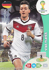 Panini Adrenalyn WM 2014 Fifa World Cup Brazil Star Player zum aussuchen