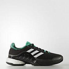 Adidas Barricade Boost 2017 Tennis Shoes Core Black / White