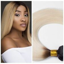 1424072326773g 1b613 virgin straight ombre 100 human hair extensions weave weft remy hair pmusecretfo Image collections