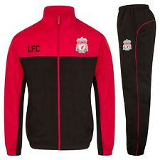 Liverpool FC officiel - Lot veste et pantalon de survêtement football - homme