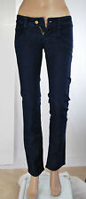 Jeans Donna Pantaloni MET Made in Italy Slim Fit Girl SA249 Tg 25
