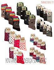 Kid's Clothining Socks 12 pairs Tick Cotton UK 5.5-7-9 With Tag
