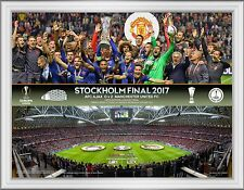 Ajax v Manchester United Europa League Final 2017  Official UEFA Photo Range