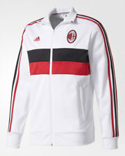 Ac Milan Adidas Giacca Allenamento Training Jacket 2017 18 Track Top 3 Stripes