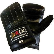 Rix Boxing Gloves MMA Muay Thai Kick Pads Speed Ball Gym Focus Punch Bag Mitts