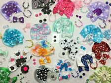 Littlest Pet Shop 4 PC Clothes LPS ACCESSORIES Random Skirt Necklace Bow Earring
