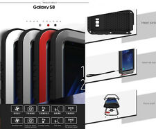 LOVE MEI Metal Shockproof Shockdirt  Case Cover for Samsung Galaxy S8/S8 Plus UK