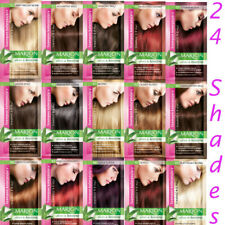 Marion Hair Colour Shampoo Dye Sachet Lasting 4 to 8 Washes Wash Out Color