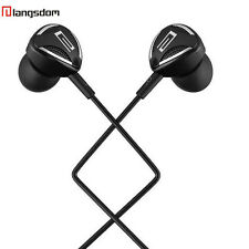 Langsdom P3s In-Ear Stereo High Definition 3.5mm Plug Earphone For Android Phone
