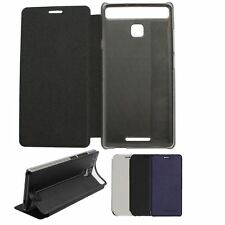 For vernee Thor E Phone Luxury PU Leather Stand Flip Built-in Case Cover Funda