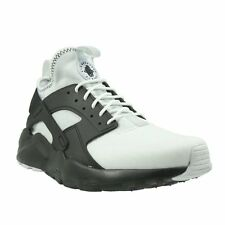 Nike Men Air Huarache Run Ultra SE Athletic Shoe White/Black 875841-100(10.5,11)