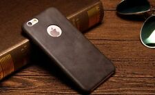 """*For Apple iPhone 5/5S """"Luxury Vintage*PU*LEATHER*Back Cover Case"""
