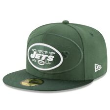 New Era NFL NEW YORK JETS Authentic 2016 On Field 59FIFTY Game Cap NEU/OVP