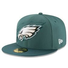 New Era NFL PHILADELPHIA EAGLES Authentic 2016 On Field 59FIFTY Game Cap NEU/OVP