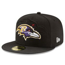 New Era NFL BALTIMORE RAVENS Authentic 2016 On Field 59FIFTY Game Cap NEU/OVP