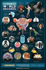 New Challengers Guinness World Records Poster