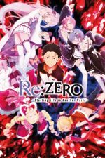 Re Zero Key Art Poster 61x91.5cm