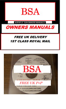 BSA  AIRGUN AIR RIFLE PISTOL GUN OWNERS MANUAL USER MANUALS BOOKS #Airgun #rifle