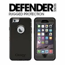 "New Defender Series OtterBox Tough Armor Case Holster for Apple iPhone 7 (4.7"")"
