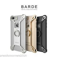 Nillkin Barde Metal Bumper frame with Ring Holder Kickstand  Apple iPhone 7 Plus