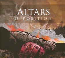 ALTARS - OPPOSITION [EP] [DIGIPAK] NEW CD