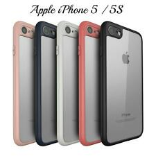 *ELEGANCE*Shatterproof Ultra Thin Soft Back Cover Case For Apple iPhone 5/5S