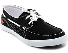 Puma Black Boat Style Shoes 36451203