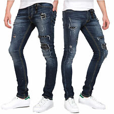 Redbridge Herren Jeans Hose destroyed M4111