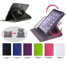 360 ° Rotating Stand Case Cover For Various Samsung Galaxy Tablet PU Leather