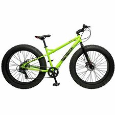 "26 Inch Coyote Skid Row Fatbike FAT TYRE 26"" x 4.0"" MTB Bicycle Mountain Bike"