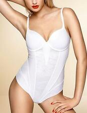 Triumph Airy Sensation Underwired BSWP Body 10167793 White * New Womens Lingerie