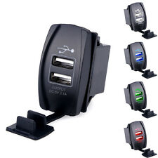 CHARGEUR voiture  usb double 2 ports allume cigare UNIVERSEL 7