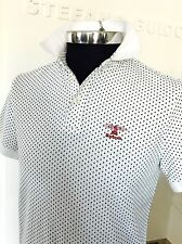 Polo Barbour Uomo Manica corta ewan polo-nev white