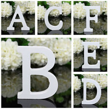 1Pcs Personalised Wooden Plaque Word Letters Wall Art Craft Design Wedding Decor