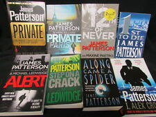 JAMES PATTERSON PB'S CROSS MURDER CLUB BENNETT PRIVATE CHOOSE WHICH YOU WANT