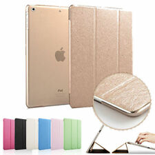 Magnetic Smart Leather Stand Case Cover for iPad 2 3 4 Air Mini 4 Pro 9.7 10.5