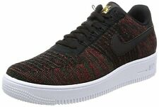 NIKE MENS AF1 ULTRA FLYKNIT LOW FASHION SNEAKER #817419-005 (RETAIL$140.00)