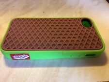 Green And Brown iPhone 4/4s Silicon Phone Case