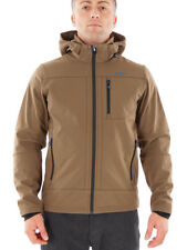 CMP Giacca Softshell Giacca Outdoor Giacca tecnica Marrone WP 7.000mm cappuccio