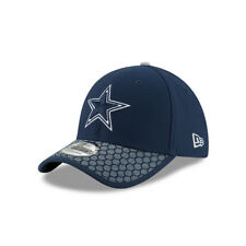 New Era NFL DALLAS COWBOYS Authentic 2017 Sideline 39THIRTY Stretch Fit Game Cap